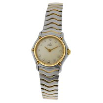 Ebel Wave Gold/Steel 23mm Mother of pearl United States of America, New York, New York