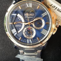 Seiko Premier Kinetic Direct Drive