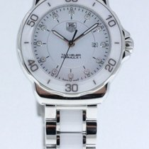 TAG Heuer Formula 1 Lady Staal 30mm Wit Geen cijfers Nederland, The Netherlands