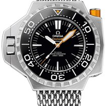 Omega Seamaster PloProf Titanium 50mm Black United States of America, New York, Airmont