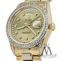 Rolex Day-Date 36 16018 rabljen