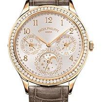 Patek Philippe Ladies Perpetual Calendar 18K Rose Gold 7140R-001