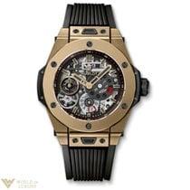 Hublot Big Bang Meca-10 Full Magic Gold Watch Limited Edition...