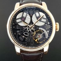 Arnold & Son Rose gold 46mm Manual winding 1TBAR.B01A.C113A pre-owned United States of America, New York, New York
