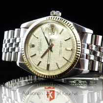 Rolex Oyster Perpetual Datejust Stahl Gold Automatic Ref. 1601...
