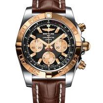 Breitling Chronomat 44 nouveau 44mm Or/Acier