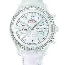 Omega 311.98.44.51.55.001 Keramiek 2021 Speedmaster Professional Moonwatch 44.2mm nieuw