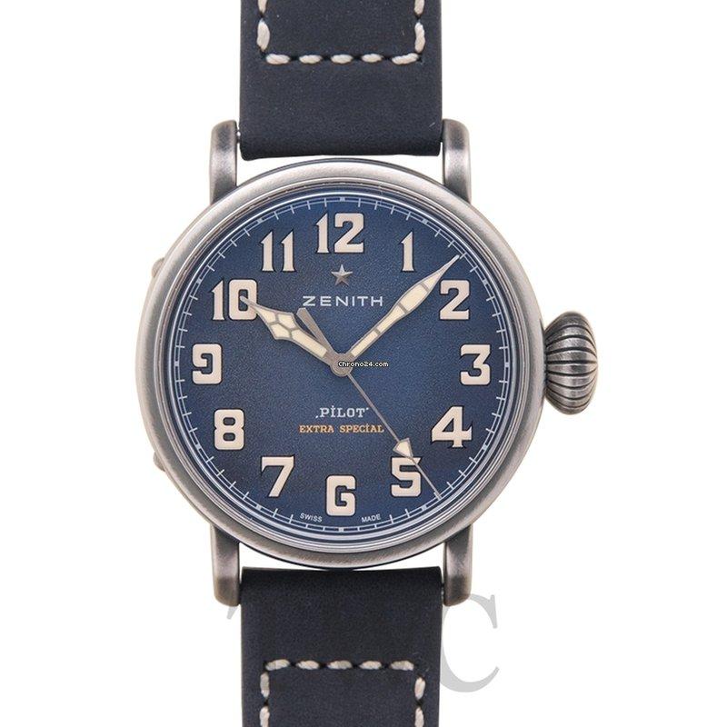 f1a3d6bc5 Ceny hodinek Zenith Pilot Type 20 Extra Special   Ceny hodinek Pilot Type  20 Extra Special na Chrono24