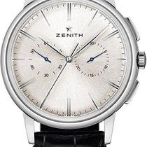 Zenith Elite Chronograph Classic Stahl 42mm Silber Keine Ziffern Deutschland, Wiesbaden