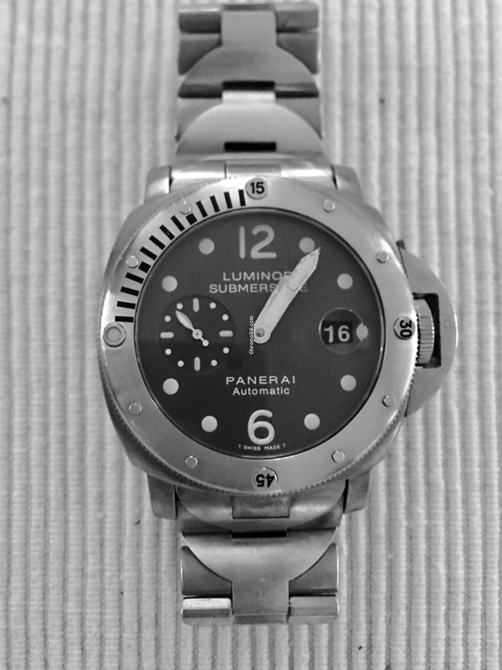 Panerai Luminor Submersible Firenze 1860 Divers Professional for ... 728d87cacc04