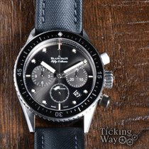 Blancpain Fifty Fathoms Bathyscaphe pre-owned 43mm Steel