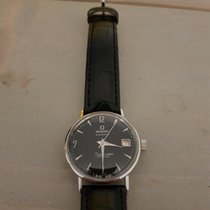 Omega Seamaster DeVille Date Steel Automatic