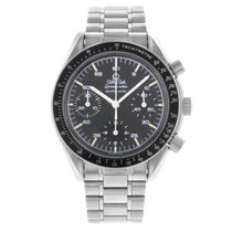 Omega Speedmaster Professional Reduced Black on Black Steel -...
