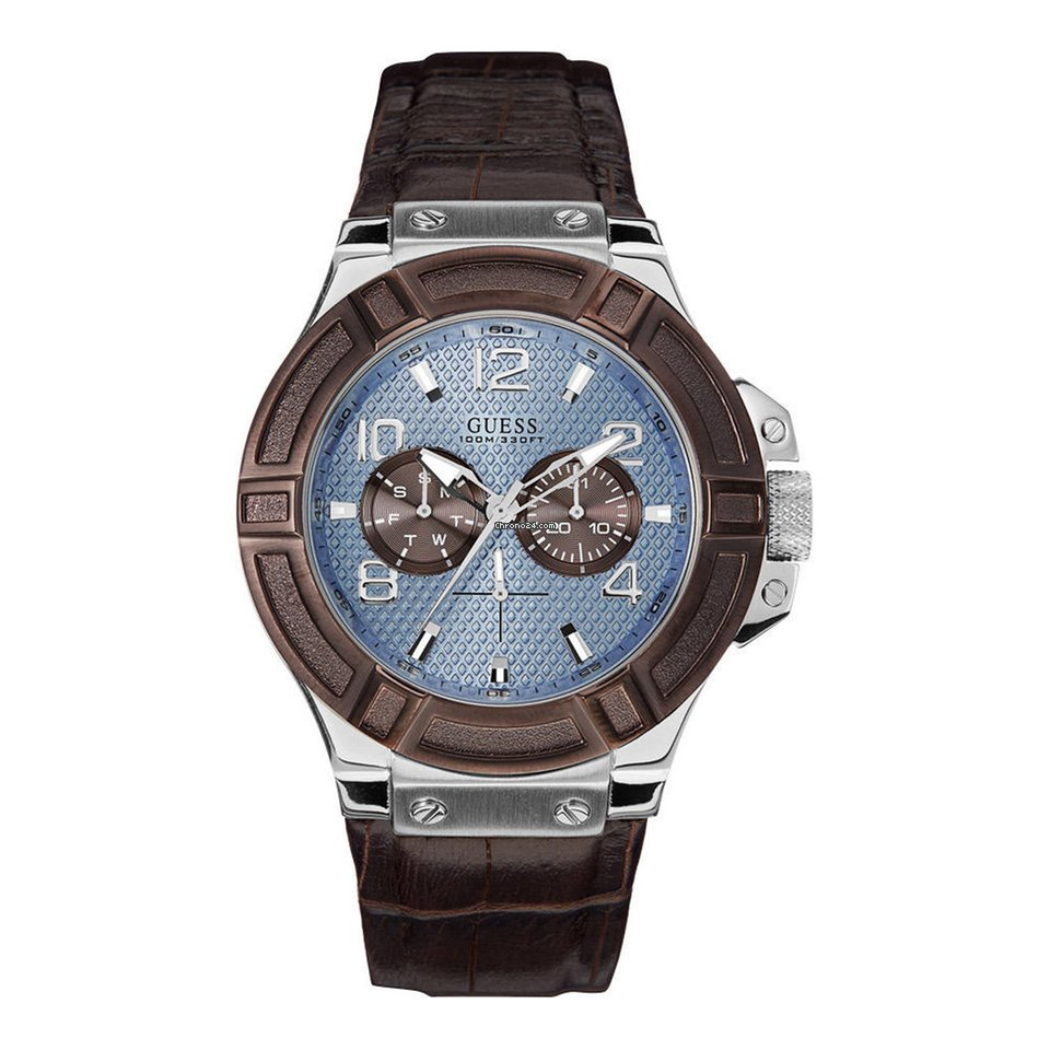 Продаются часы Guess Men s Watch W0040G10 за 8 467 ₽ - Seller на Chrono24 32cb4bee6e0