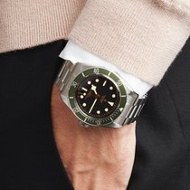 Tudor 79230G Staal Black Bay (Submodel) 41mm
