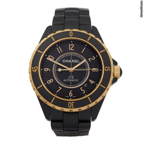 4f27d090200 Relógios Chanel J12 usados