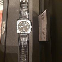 Bell & Ross BR 01-92 new Automatic Watch with original box and original papers BR01-92-S