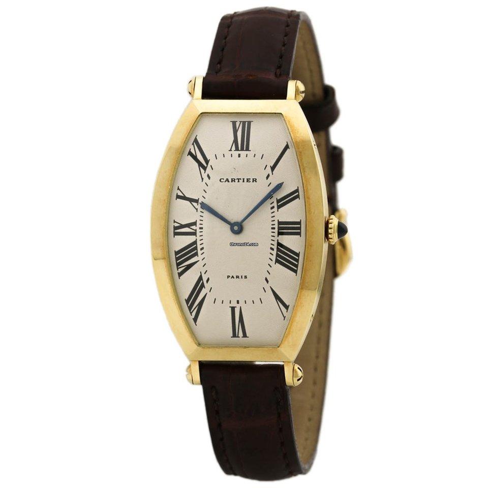 9b95380e0dd Cartier Tonneau - all prices for Cartier Tonneau watches on Chrono24