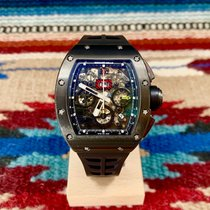 Richard Mille Titanium Automatic Richard Mille RM011 Americas 5 Felipe Massa Limited50 pieces pre-owned