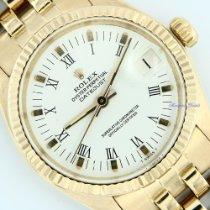 Rolex Oro giallo 31mm Automatico 6827 usato Italia, Prato