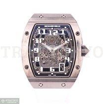 Richard Mille RM67-01 Ti Titanium 2017 RM 67 47.52mm pre-owned