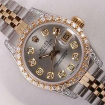 Rolex Lady-Datejust Ottimo Acciaio 26mm Automatico