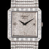 Chopard White gold 29mm Quartz pre-owned