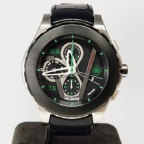 Valbray Stahl 46mm Automatik Valbray Oculus Chrono neu