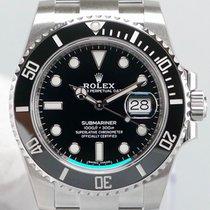 Rolex Submariner Date Staal 40mm Zwart Geen cijfers Nederland, Maastricht