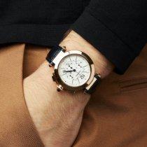 Cartier Pasha W3019951 2000 tweedehands