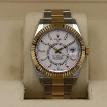 Rolex Sky-Dweller Gold/Steel 42mm White No numerals United States of America, Tennesse, Nashville
