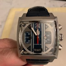 TAG Heuer Monaco Calibre 36 Steel Blue