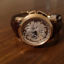Ulysse Nardin GMT +/- Perpetual 322-66 pre-owned