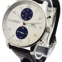 IWC Portuguese Chronograph 42.3mm Silver