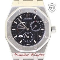 Audemars Piguet Royal Oak Dual Time 26120ST.OO.1220ST.03 2007 pre-owned