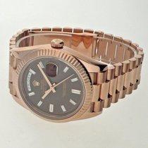 Rolex Day-Date 40 Rotgold 40mm Braun Deutschland, Augsburg