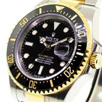 Rolex Sea-Dweller Gold/Steel 43mm Black United States of America, Georgia, Atlanta