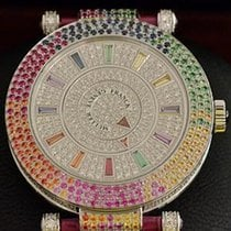 Franck Muller Double Mystery White gold 42mm No numerals