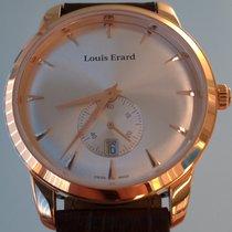 Louis Erard Acero 40mm Cuarzo 16930PR11.BRP101 nuevo