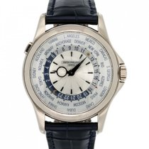 Patek Philippe World Time 5130G 2011 pre-owned