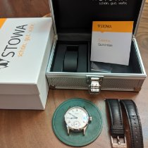 Stowa Steel 41mm Manual winding 4603 pre-owned United States of America, California, Los Angeles