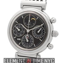 IWC Da Vinci Perpetual Calendar Steel 39mm United States of America, New York, New York