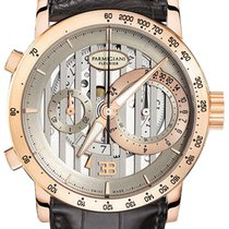 Parmigiani Fleurier Rose gold 43mm Automatic Bugatti new