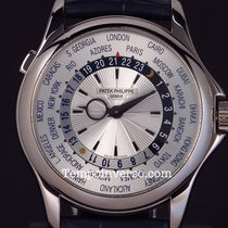 Patek Philippe World Time white gold Hallmark of Geneva full...