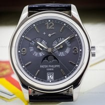 Patek Philippe 5146G-010 Annual Calendar Grey Dial White Gold...
