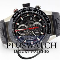 泰格豪雅 Carrera Calibre HEUER 01 CAR2A1Z.FT6044 2000 全新