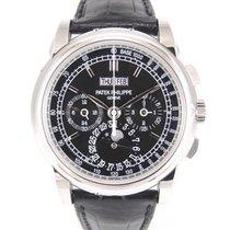 Patek Philippe 5970 P Platinum Perpetual calendar chrono Full set