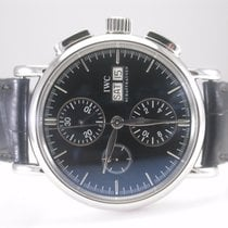 IWC 3910 Portofino Chronograph Day/date Stainless Steel...