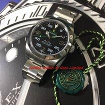 勞力士 (Rolex) 116900 Air King 40mm Steel With new card Mint