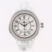 Chanel J12 White Diamond